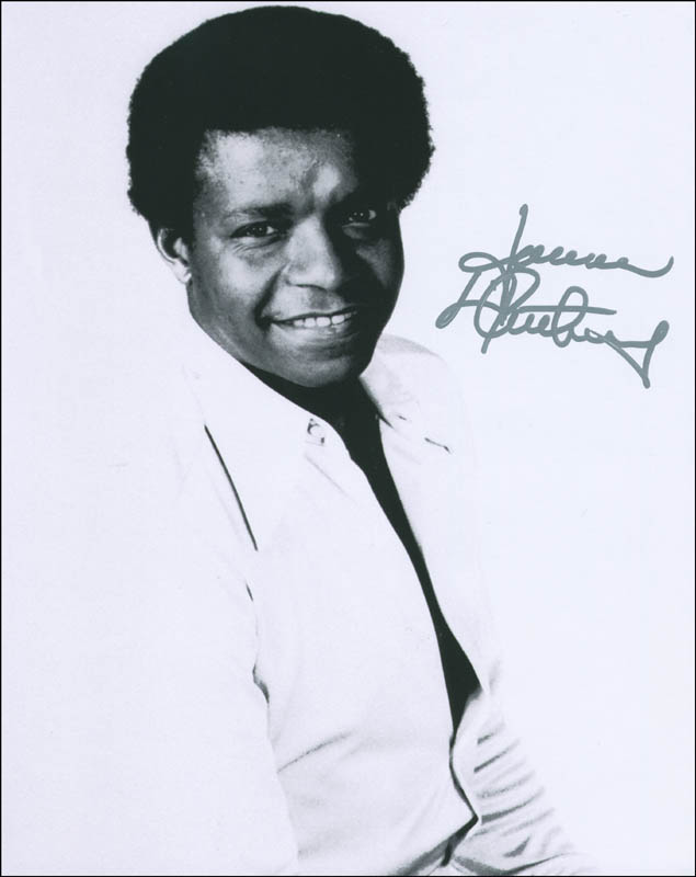 Image 1 for Little Anthony And The Imperials (Anthony Gourdine) - Autographed Signed Photograph - HFSID 294123
