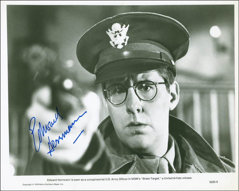 Image 1 for Edward Herrmann - Printed Photograph Signed In Ink - HFSID 294134