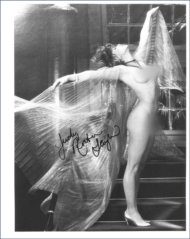 Nude pictures of judy norton taylor