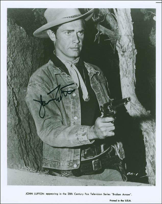 Image 1 for John Lupton - Autographed Signed Photograph - HFSID 294237