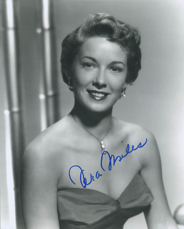 Image 1 for Vera Miles - Autographed Signed Photograph - HFSID 294263