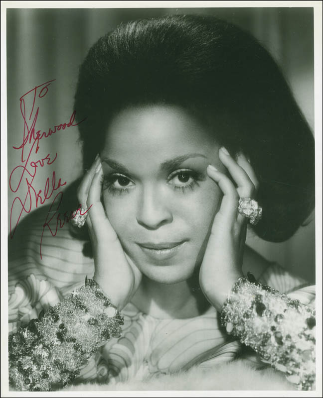 Image 1 for Della Reese - Autographed Inscribed Photograph - HFSID 294270