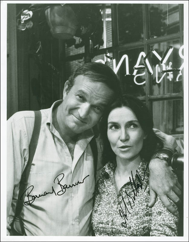 Image 1 for Ryan'S Hope TV Cast - Autographed Signed Photograph co-signed by: Bernard Barrow, Helen Gallagher - HFSID 294316