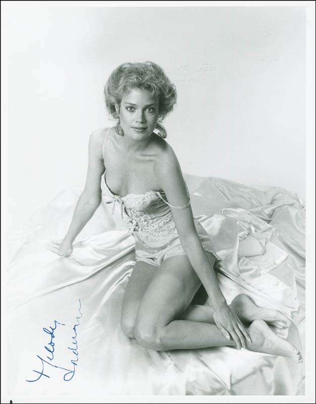 Image 1 for Melody Anderson - Autographed Signed Photograph - HFSID 294318