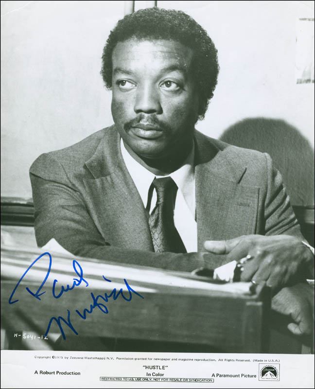 Image 1 for Paul Winfield - Autographed Signed Photograph - HFSID 294355