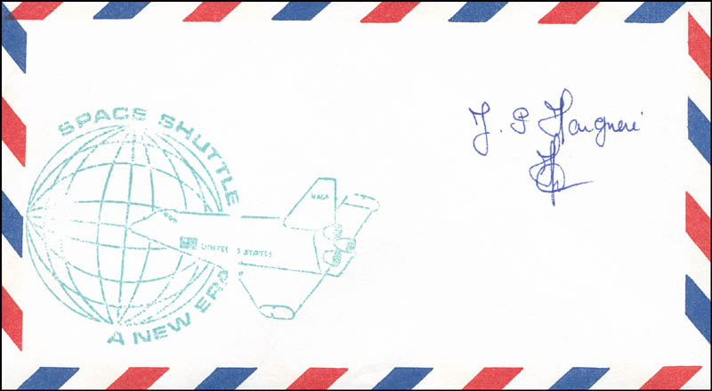 Image 1 for Jean-pierre Haignere - Envelope Signed - HFSID 294406