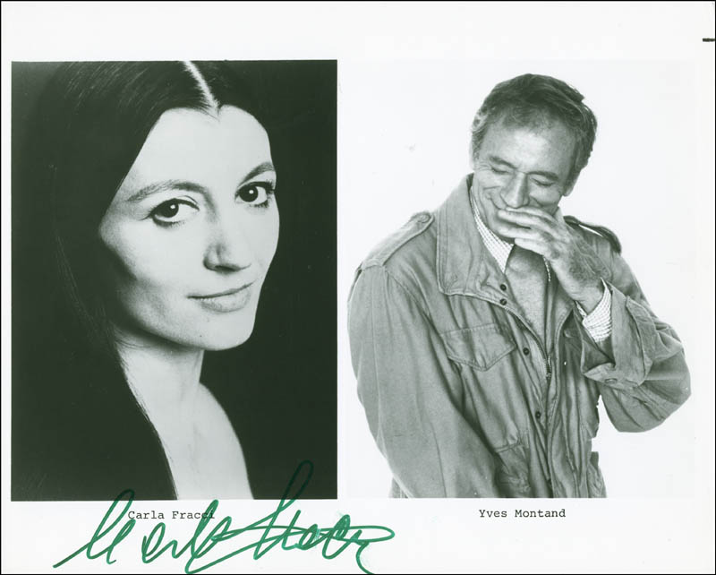 Image 1 for Carla Fracci - Autographed Signed Photograph - HFSID 294597