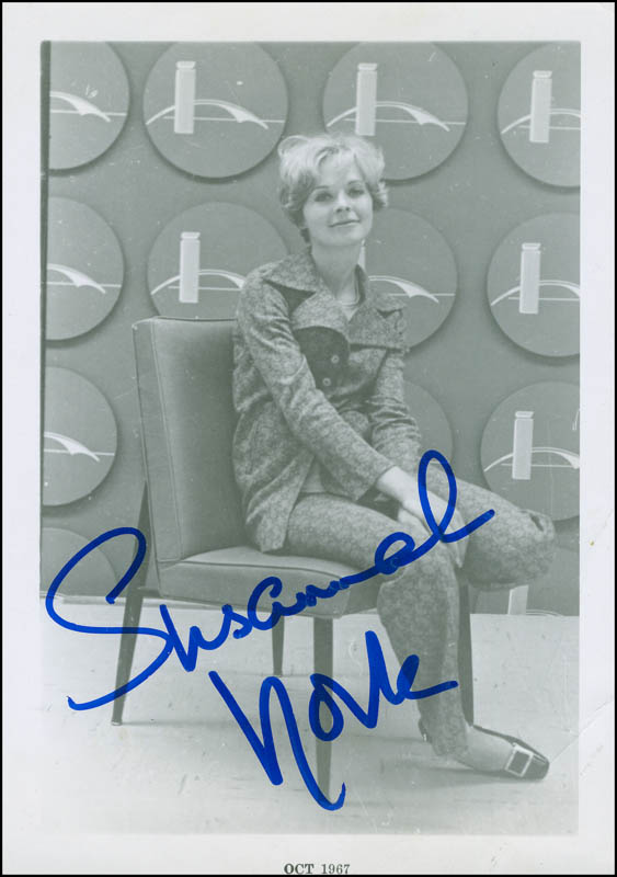 Image 1 for Susannah York - Autographed Signed Photograph - HFSID 294715