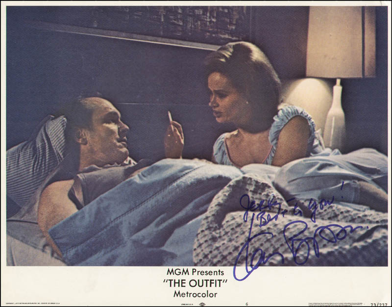 Image 1 for Karen Black - Inscribed Lobby Card Signed - HFSID 294853