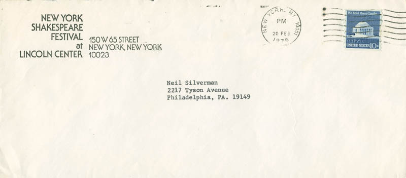 Image 3 for Liv Ullmann - Typed Letter Signed 02/20/1975 - HFSID 294965