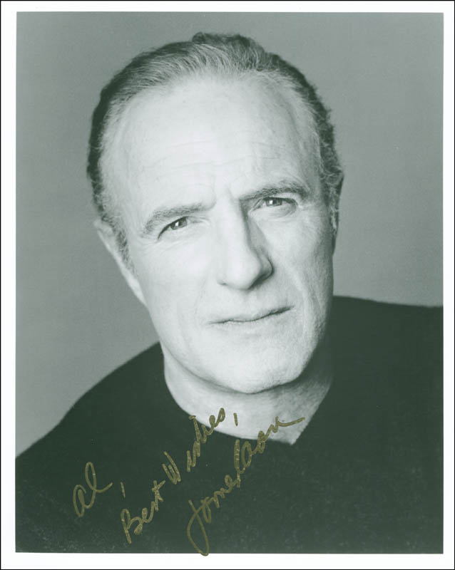 Image 1 for James Caan - Autographed Inscribed Photograph - HFSID 295058