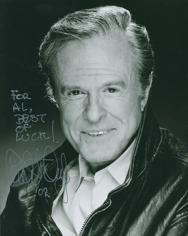 Image 1 for Robert Culp - Autographed Inscribed Photograph 2002 - HFSID 295059