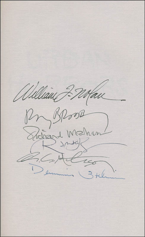 Image 3 for Ray Bradbury - Book Signed with co-signers - HFSID 295141
