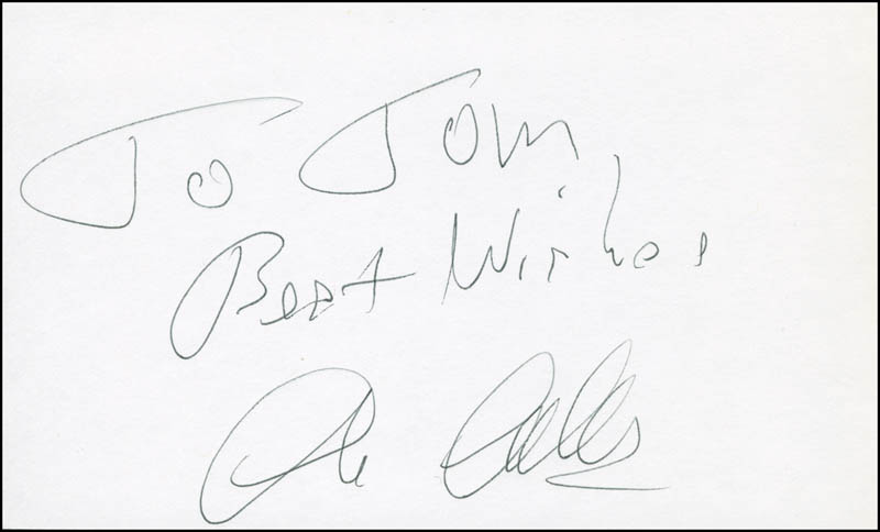 Image 1 for Charlie Callas - Autograph Note Signed - HFSID 295305