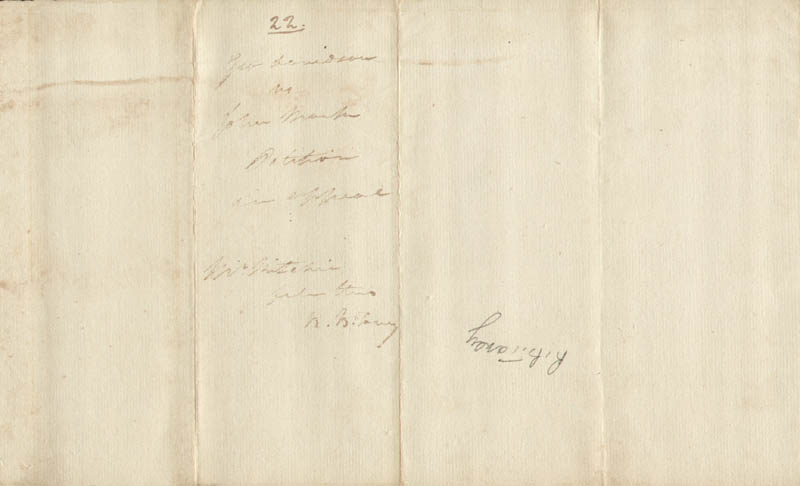 Image 3 for Chief Justice Roger B. Taney - Autograph Document Twice Signed - HFSID 295410