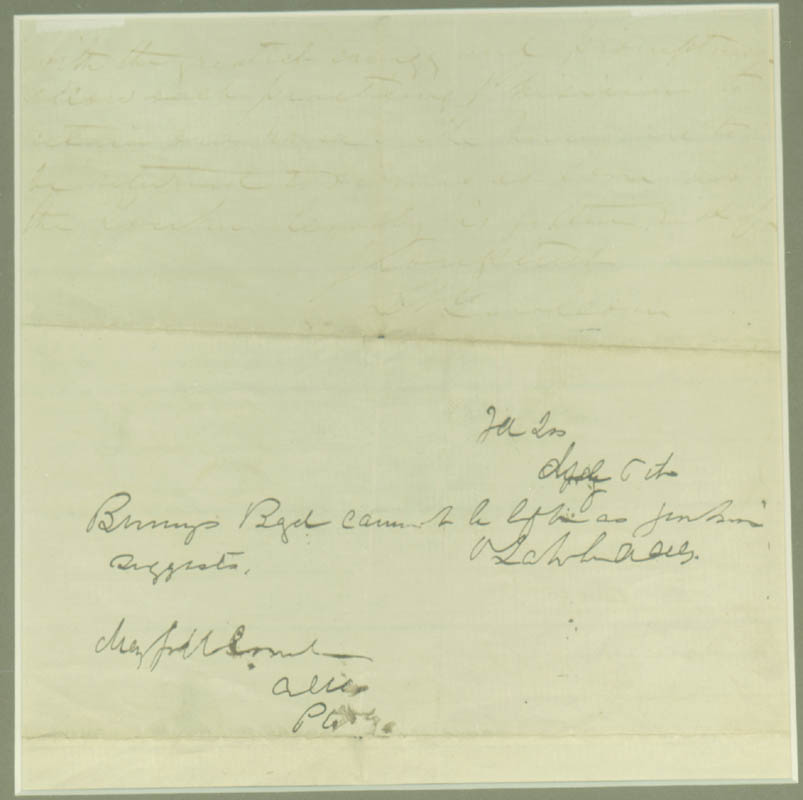 Image 4 for Lt. General James 'Lee'S War Horse' Longstreet - Autograph Document Signed Three Times 05/05/1863 - HFSID 295423
