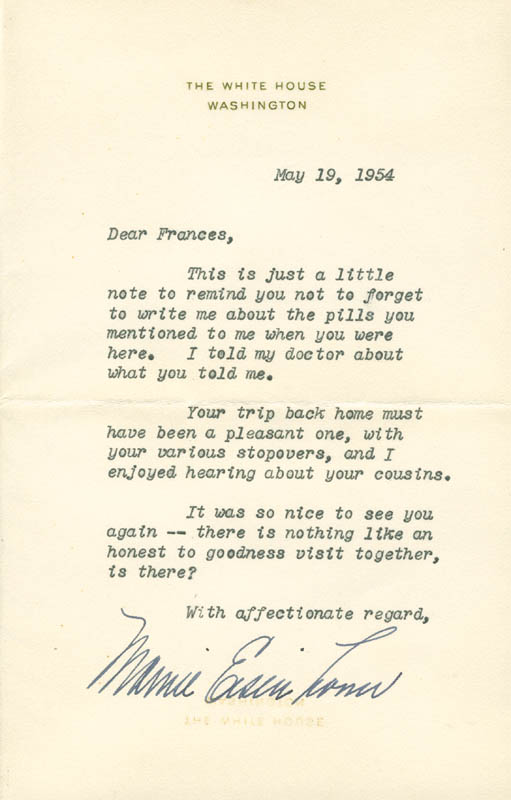 how to write a letter to the first lady
