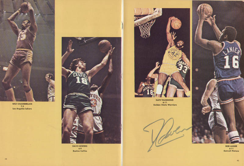Image 1 for Dave Cowens - Magazine Signed - HFSID 295687