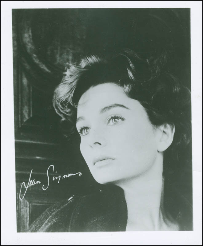 Image 3 for Jean Simmons - Autograph Note Signed - HFSID 296294