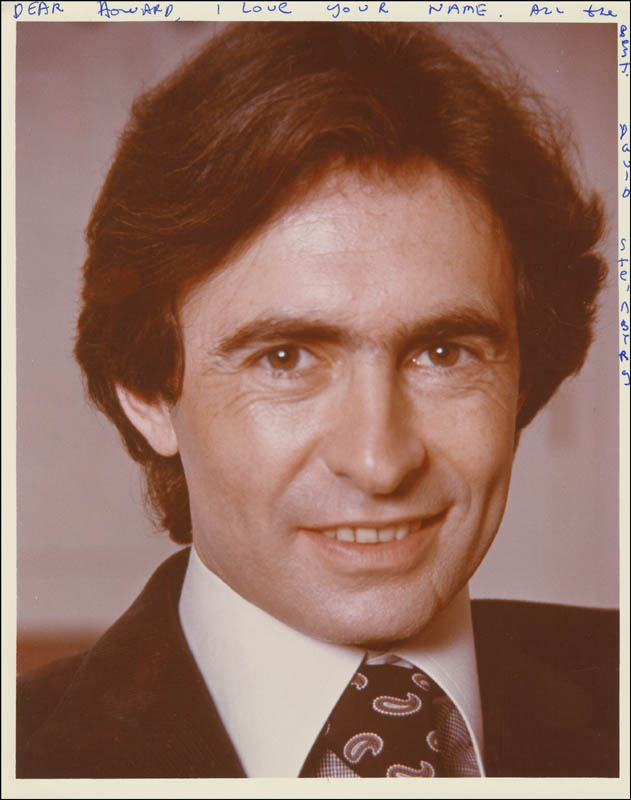 Image 1 for David Steinberg - Autographed Inscribed Photograph - HFSID 296617