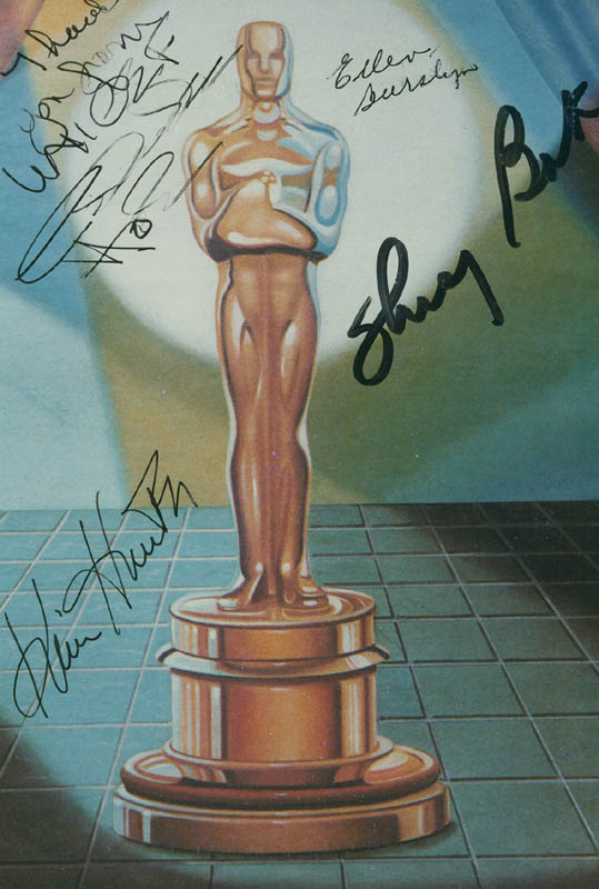 Image 1 for Celeste Holm - Autographed Signed Photograph co-signed by: Shirley Booth, Ellen Burstyn, Kim Hunter - HFSID 297033