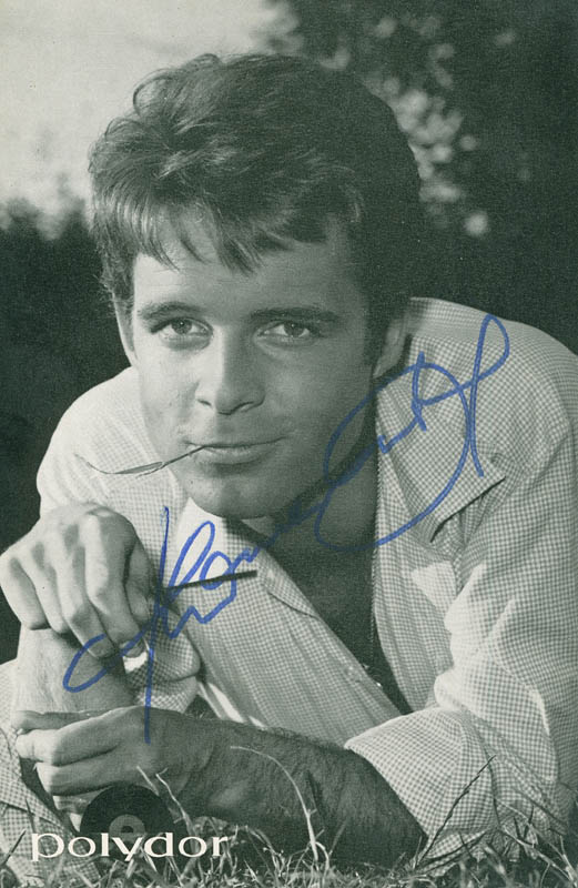Image 1 for Thomas Fritsch - Autographed Signed Photograph - HFSID 297091