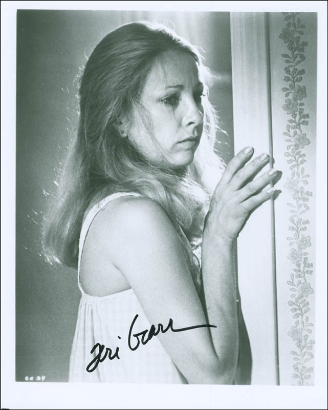 Image 1 for Teri Garr - Autographed Signed Photograph - HFSID 297374