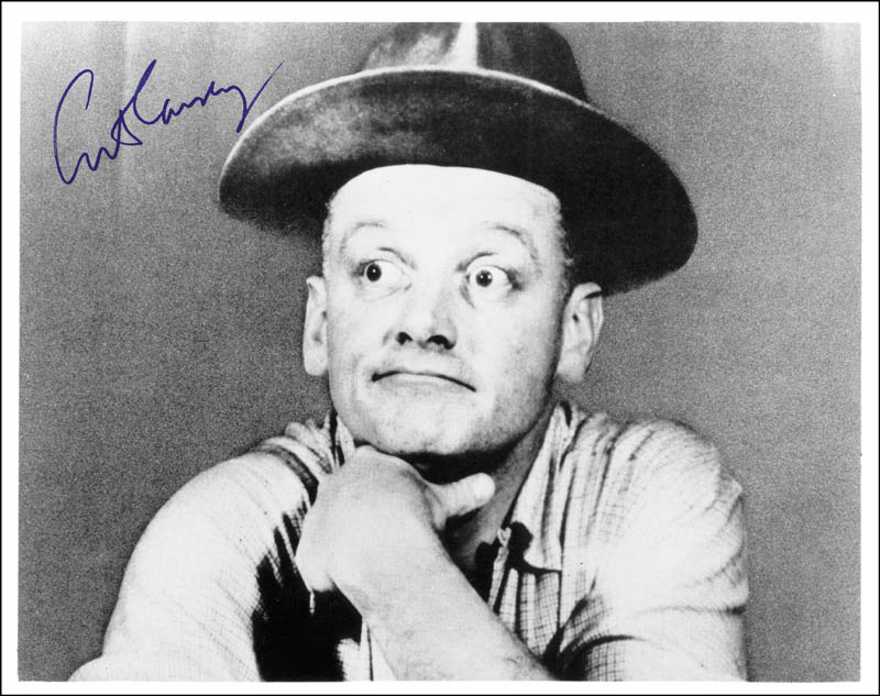 Image 1 for Art Carney - Autographed Signed Photograph - HFSID 29749