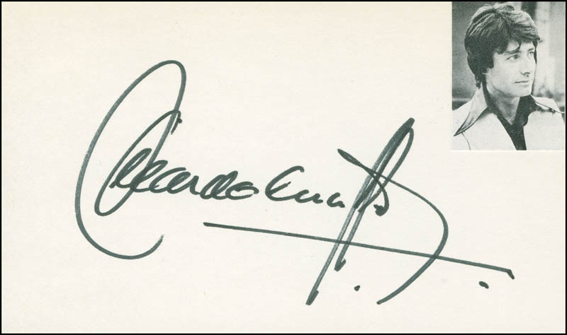 Image 1 for Ricardo Ceratto - Autograph - HFSID 297773