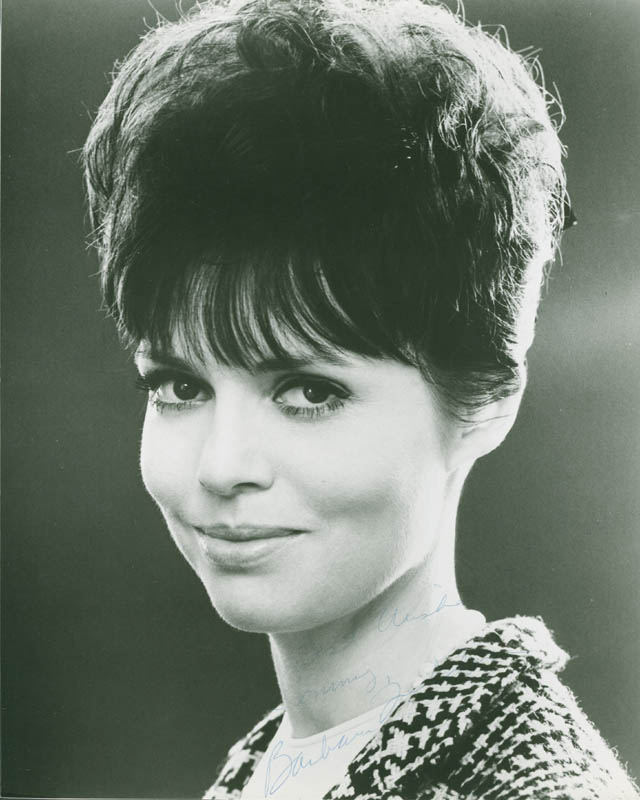 Image 1 for Barbara Feldon - Autographed Inscribed Photograph - HFSID 297939