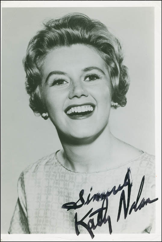 Image 1 for Kathleen Nolan - Autographed Signed Photograph - HFSID 297979