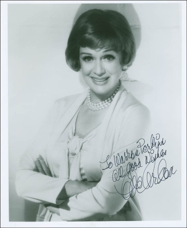 Image 1 for Eve Arden - Autographed Inscribed Photograph - HFSID 298209