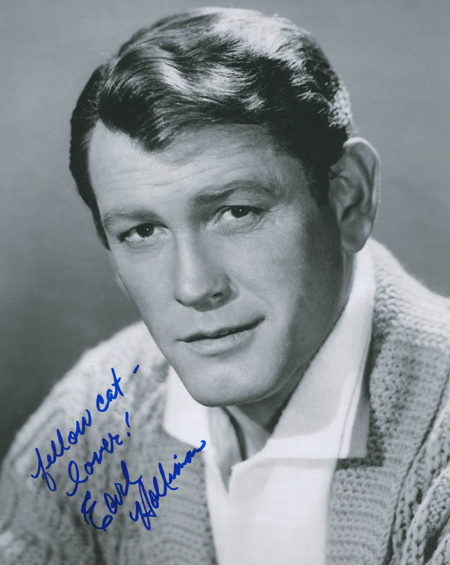 Image 1 for Earl Holliman - Autographed Signed Photograph - HFSID 298751