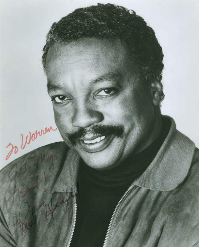 Image 1 for Paul Winfield - Autographed Inscribed Photograph - HFSID 298779
