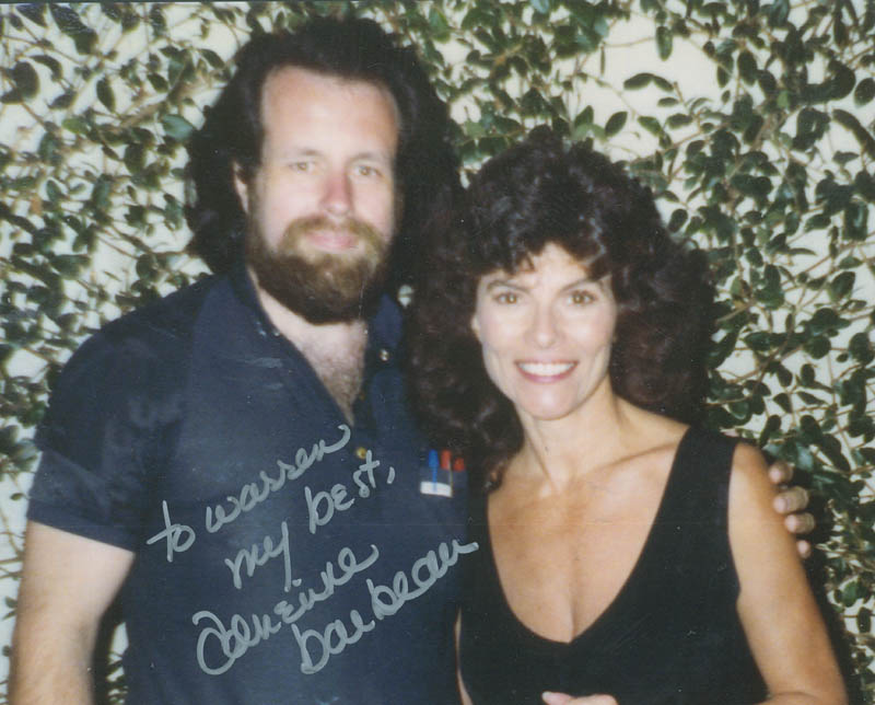 Image 1 for Adrienne Barbeau - Autographed Inscribed Photograph - HFSID 298791