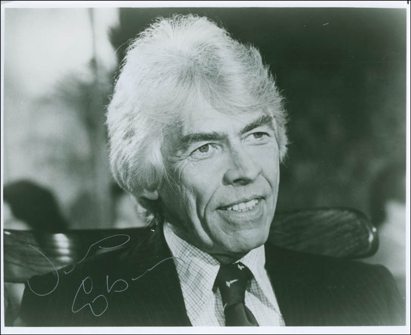 Image 1 for James Coburn - Autographed Signed Photograph - HFSID 298870