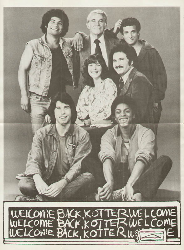 Image 4 for Welcome Back, Kotter TV Cast - Typed Letter Signed Circa 1977 with co-signers - HFSID 298880