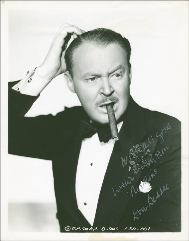 Image 1 for Don Beddoe - Autographed Inscribed Photograph - HFSID 298896