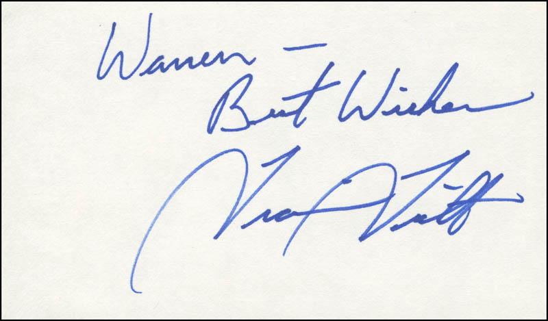 Image 1 for Travis Tritt - Autograph Note Signed - HFSID 298962