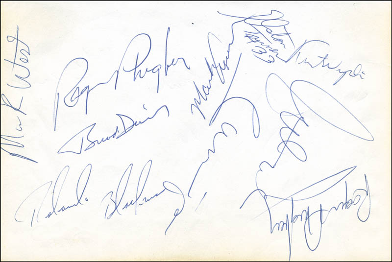 Image 1 for Dallas Mavericks - Autograph with co-signers - HFSID 299186