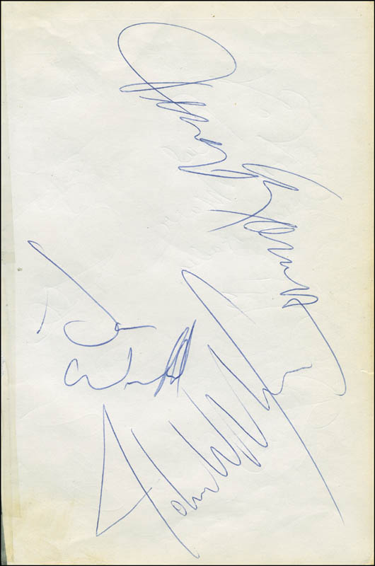 Image 3 for The Baltimore Orioles - Autograph with co-signers - HFSID 299229