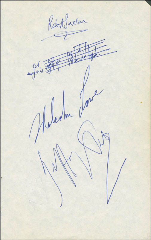 Image 3 for The Indiana Pacers - Autograph with co-signers - HFSID 299230