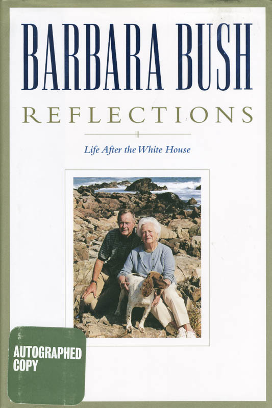 Image 3 for First Lady Barbara Bush - Book Signed - HFSID 299529