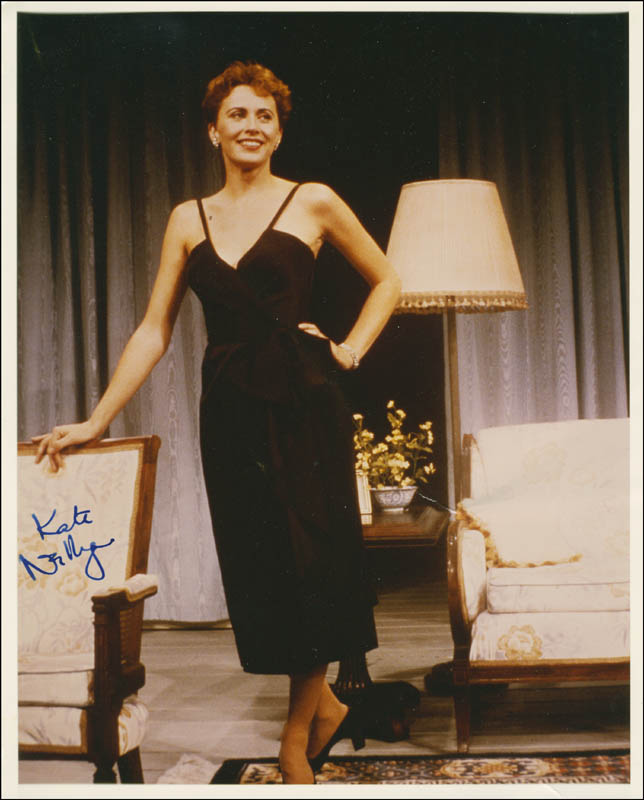 Image 1 for Kate Nelligan - Autographed Signed Photograph - HFSID 299603