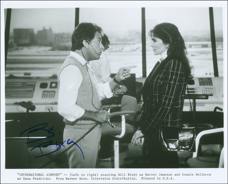 Image 1 for Bill Bixby - Autographed Signed Photograph - HFSID 299871