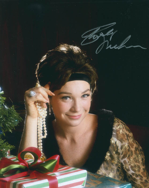 Image 1 for Shirley Maclaine - Autographed Signed Photograph - HFSID 299976