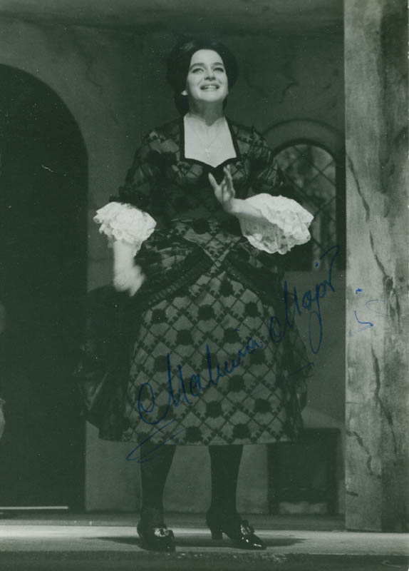 Image 1 for Malvina Major - Autographed Signed Photograph - HFSID 300221
