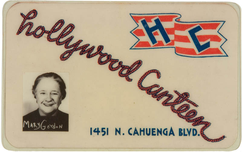 Image 25 for Hollywood Canteen - Book Signed with co-signers - HFSID 300234