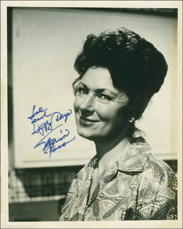 Image 1 for Marion Ross - Autographed Signed Photograph - HFSID 300356