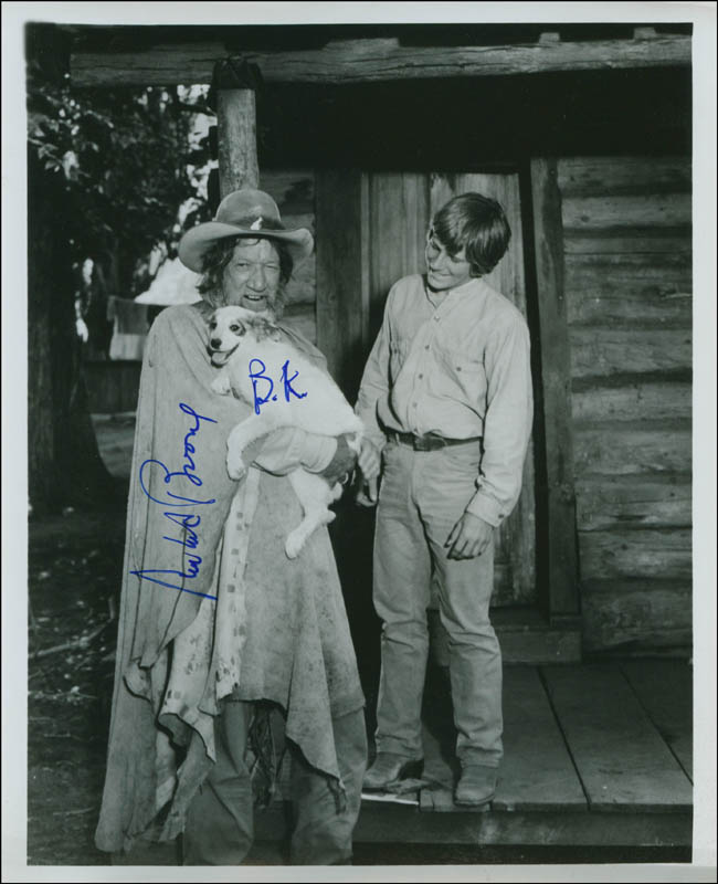 Image 1 for Richard Boone - Autographed Signed Photograph - HFSID 301299